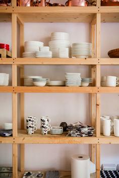 #marimekkofw16 #marimekkohome #milandesignweek16 www.marimekko.com Interior Styling, Interior Design, Home Organization, Organizing, White Books, Nordic Design, Marimekko, Home Decor Items, Own Home
