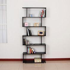 HOMCOM Wooden Wood S Shape Storage Display 6 Shelves Room... https://www.amazon.co.uk/dp/B016HXWQNW/ref=cm_sw_r_pi_dp_x_JLl8yb7X509PS
