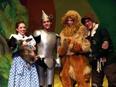 The JC Music Production - Wizard of Oz Photo Gallery