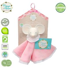 Meiya & Alvin the Mouse Puppet Snuggly - Cream Cute Toys, Natural Rubber, Finger Puppets, Consumer Products, Baby Items, Teddy Bear, Dolls, Education, Creative