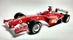 F1 PAPER: Ferrari F2003 GA... de novo!