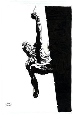 Spider-Man by Frank Quitely