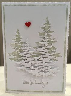 may create background piece or use DSP.Αποτέλεσμα εικόνας για stampin up christmas cards his lightCut with a die and then layer the positive and negative images.Arts And Crafts Halloween IdeasClick the link to learn more DIY Chri Diy Christmas Tags, Christmas Cards 2018, Holiday Cards, Cricut Christmas Cards, Christmas Card Making, Christmas Card Designs, Stamped Christmas Cards, Christmas Cactus, Elegant Homemade Christmas Cards