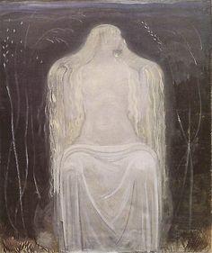 Freja, by John Bauer.