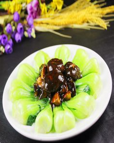 Chinese halal food recipe enjoy halal food chicken halal meat in halal chinese food green vegetable with mushroom enjoy halal food chicken halal meat forumfinder Image collections