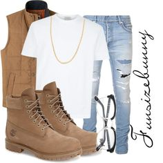 Designer Clothes, Shoes & Bags for Women Swag Outfits Men, Tomboy Outfits, Dope Outfits, Urban Outfits, Casual Outfits, Fashion Outfits, Androgynous Fashion, Tomboy Fashion, Mens Fashion