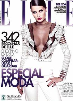 Isabeli Fontana, Elle Magazine [Brazil] (March 2011)