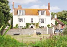 The Elms, Rudyard Kipling's previous home in the coastal East Sussex village of Rottingdean, is where he wrote his Just So stories