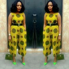 Latest Fashion Trends for Women: Ankara Latest Styles. CURRENT ANKARA PANTS are now some of the most gorgeous African dresses. African Dresses For Kids, African Wear Dresses, African Fashion Ankara, African Print Fashion, Africa Fashion, African Attire, African Outfits, African Clothes, African Style