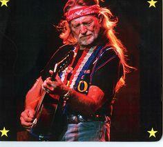 Rock Attitude! ~ Willie Nelson