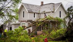 4/15/12. OMAHA, Neb. (AP) — More than a dozen possible tornadoes were reported on Saturday (4/14) as forecasters warned residents across the nation's midsection to brace for life-threatening weather.