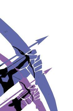 Hawkeye (Marvel) by Matt Fraction and David Aja. Cover by David Aja. Comic Book Artists, Comic Book Characters, Comic Artist, Best Comic Books, Comic Books Art, Marvel Now, Marvel Comics, Marvel Memes, Hawkeye Comic