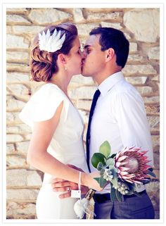 Protea Wedding Flowers for 2015 Protea Wedding, Bush Wedding, Wedding Bells, Wedding Bouquets, Wedding Flowers, Wedding Dresses, Protea Bouquet, Melbourne Wedding, Bridesmaid Bouquet