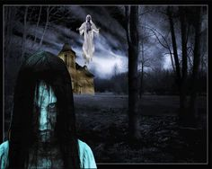 Scary Ghost in the World | coast to coast am 10 15 10 the nature of ghosts david pitkin in the ...