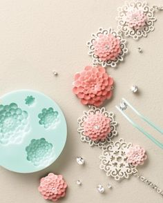 "See the ""Fit the Mold"" in our Make It Yours: Martha Stewart Crafts Jewelry gallery"