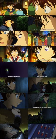 Detective Conan: Episode One Special, 3 of 9 #DetectiveConan