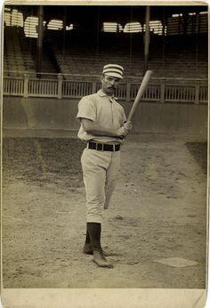 George Wood, Philadelphia Quakers, National League.