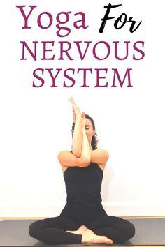 Yoga for nervous system   parasympathetic nervous system 10 Minute Morning Yoga, 30 Minute Yoga, Art Of Living Yoga, Face Yoga Method, Face Yoga Exercises, Yoga Studio Home, Beginner Yoga Workout, Online Yoga Classes, Yoga Session
