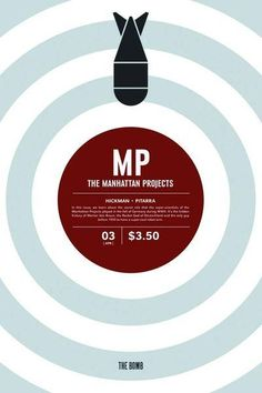 7747e457f8 The Manhattan Projects  3 Just read the first 3 issues of this comic and I
