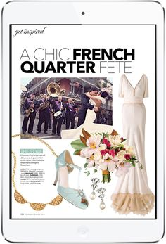 BRIDES Tablet Magazine. By Condé Nast Digital. More on www.magpla.net MagPlanet #TabletMagazine #DigitalMag