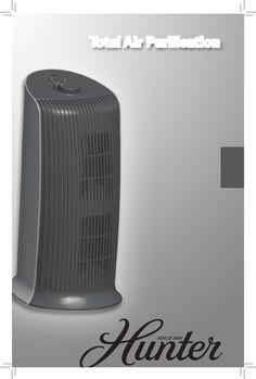 Hunter Fan 30836 Air Purifier