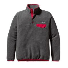 $99.00 Want it!!Patagonia Women's Synchilla® Lightweight Snap-T® Fleece Pullover