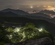Geumsan Boriam Temple, Gyeongsang-do, South Korea
