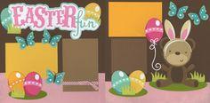 Easter fun-girl
