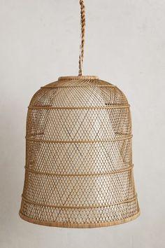 Honeycomb Pendant Lamp - anthropologie.com