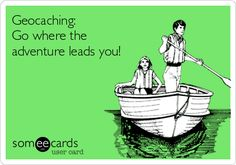 TGIF/Happy Friday/ Happy BC Day!! RePin if you're geocaching this weekend! #geocaching #geocache