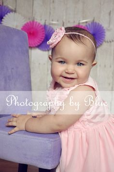 Birthday Girl; First Birthday; Birthday Session; Children Photography