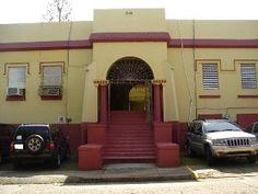 Biblioteca de la Escuela Intermedia Dr José Celso Barbosa