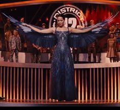 Katniss Everdeen Mockingjay Dress-I L-O-V-E T-H-I-S D-R-E-S-S-!-!