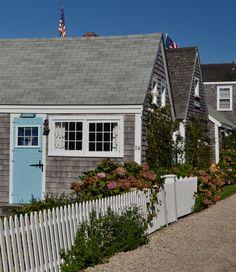 Old North Wharf // Nantucket, Massachusetts