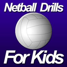 Netball drills for kids...  http://www.topnetballdrills.com/netball-drills-for-kids/  #netball #sports #kids