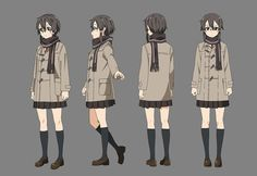 Sinon's in-game character model for Sword Art Online: Lost Song Shino's…
