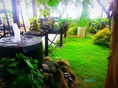 Garden inside the Taj Malabar hotel, Kochi Kochi, Kerala, Places Ive Been, Aquarium, City, Garden, Goldfish Bowl, Fish Tank, Lawn And Garden