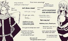 anime, fairy tail, and nalu image Fairy Tail Natsu And Lucy, Fairy Tail Nalu, Fairy Tail Ships, Fairy Tail Quotes, Fairy Tail Characters, Fariy Tail, Great Works Of Art, Fairy Tail Couples, Gruvia