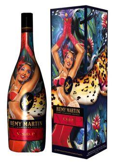 David LaChapelle Remy Martin VSOP Cognac