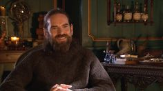 'Outlander' Season 2: Duncan Lacroix Talks Murtagh