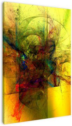 Werken van de schilder Andreas Wemmje, samenvatting, eigentijds, modern, kleurrijk. Afbeeldingen als interieur voor woonkamer, slaapkamer, kantoor of praktijk