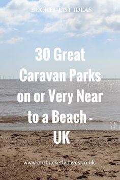caravan hacks 483222235018967700 - 30 great Caravan Parks on or very near to a beach in the UK. Looking for a tourer park, campsite or even a caravan park with other accommodation to rent by the seaside? Then this is the post for you. Source by Minnesota Camping, Camping Uk, Camping Places, Camping Spots, Camping World, Camping Outdoors, Family Camping, Camping Tips, Caravan Uk