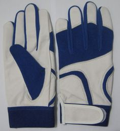 Baseballs Batting Leather Gloves new Design.