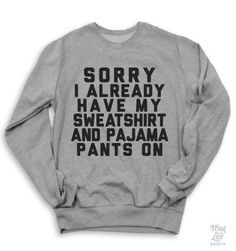 Already Have My Sweatshirt On #5495 #all-aboard-the-hot-mess-express #baby-it's-cold-outside