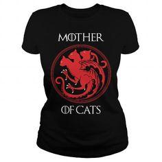 I Love MOTHER OF CATS Shirts & Tees #tee #tshirt #named tshirt #hobbie tshirts # Cats