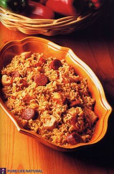 COUNTRY JAMBALAYA