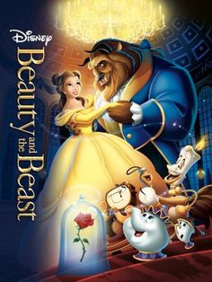 The 25 best movie musicals of all time - 'Beauty and the Beast'