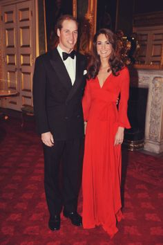The Duke & Duchess of Cambridge
