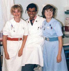 Tynemouth School of Nursing, 1980s.
