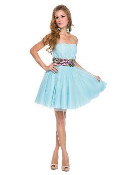 Sweetheart Short/Mini Organza Homecoming Dress With Beading